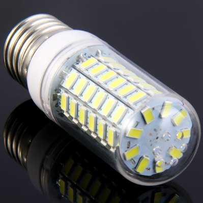 Ampolleta 12w 69led e27 5730 1100lm ahorro luz c lida o fria for Luz blanca o amarilla